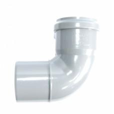 CURVA PVC DIN 110X87º